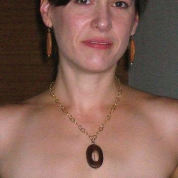 Hotel Seks contact met Szandra, Vrouw, 53 uit Noord-Brabant