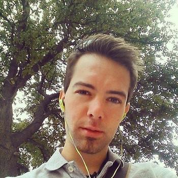 Gay Matthieu zoekt een sexcontact