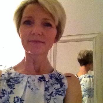 Hotel Seks date met Frizzjes, Vrouw, 57 uit Vlaams-Limburg