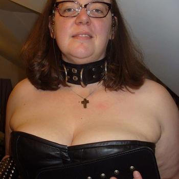 Vrouw 44 jaar zoekt kinky date