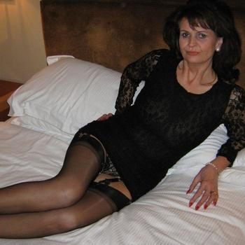 59 jarige vrouw zoekt seksueel contact in Noord-Holland
