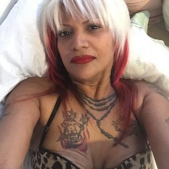 sexdate met tat00h, Vrouw, 51 uit Noord-Holland