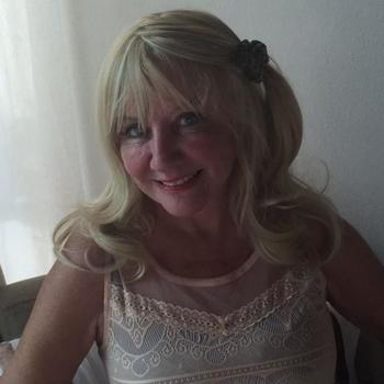 Seksdate met blonda, Vrouw, 64 uit Utrecht