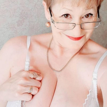 Seks contakt met GILFje, Vrouw, 63 uit Zuid-Holland