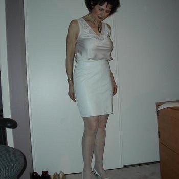 Vrouw 52 jaar zoekt kinky date