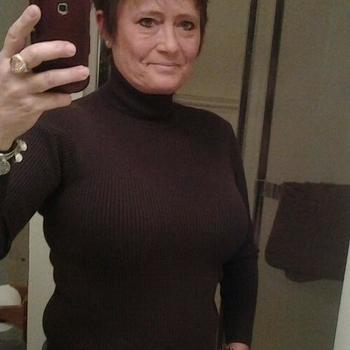 Hotel Sexdate met wilwl, Vrouw, 63 uit Noord-Holland