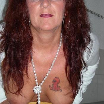 flirt met Wyona, Vrouw, 59 uit Noord-Brabant
