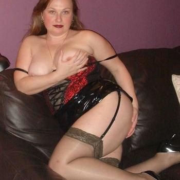 neuk date met zwartwit, Vrouw, 41 uit Overijssel