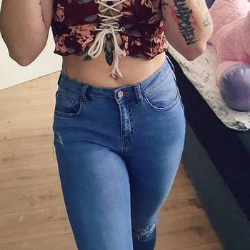 geenonsjeteveel, Vrouw, 23 uit Zuid-Holland